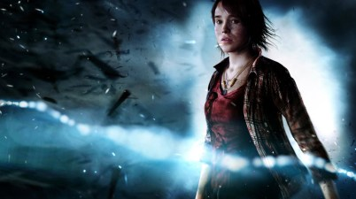Ellen Page in Beyond: Two Souls Courtesy of PlayStation