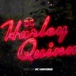 Harley Quinn series art Courtesy of DC