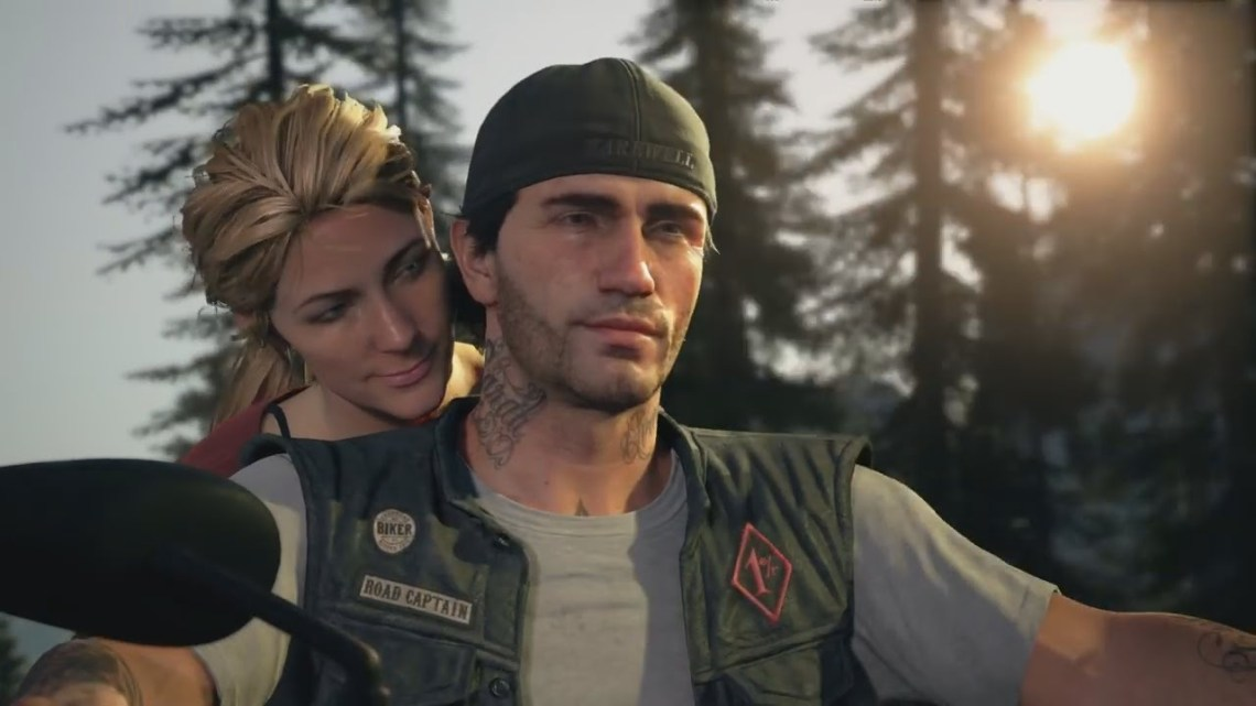 Sony Bend's Days Gone Courtesy of PlayStation