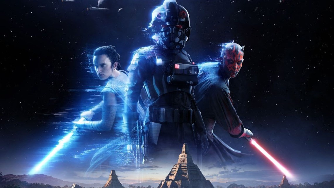 DICE's Star Wars Battlefront II Courtesy of Lucasfilm/Disney/EA