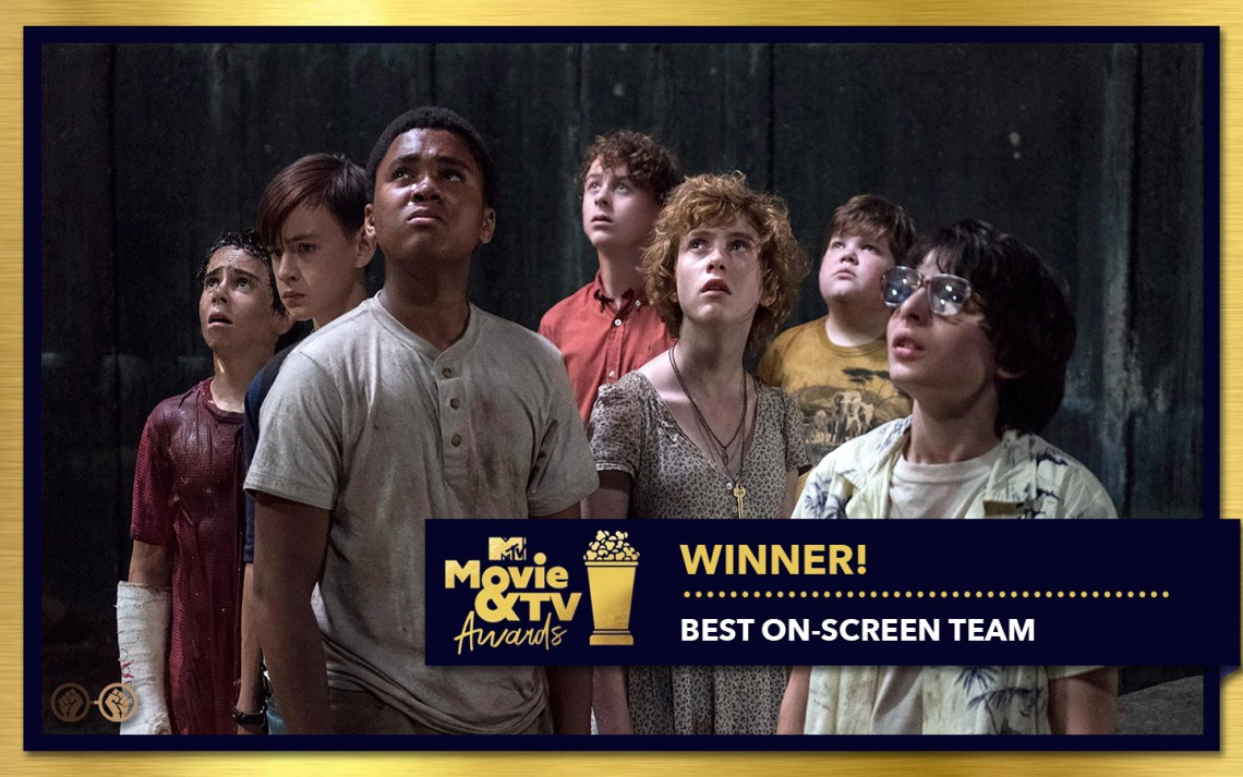 The Losers' Club_Best On Screen Team