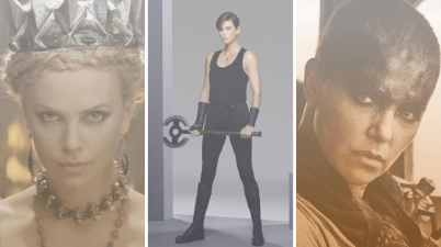 Charlize Theron - Badass Moments