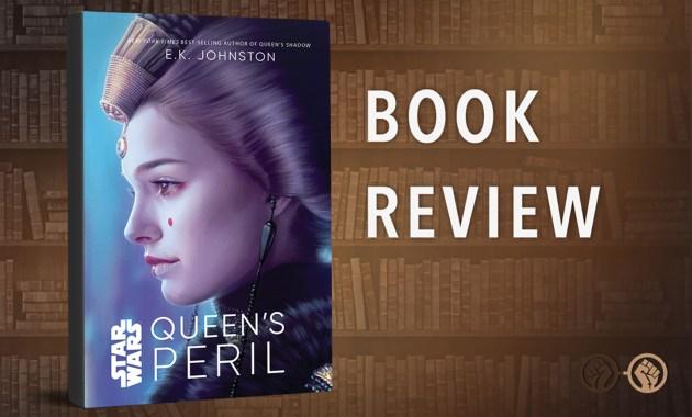 Queen's Peril - Book Cover