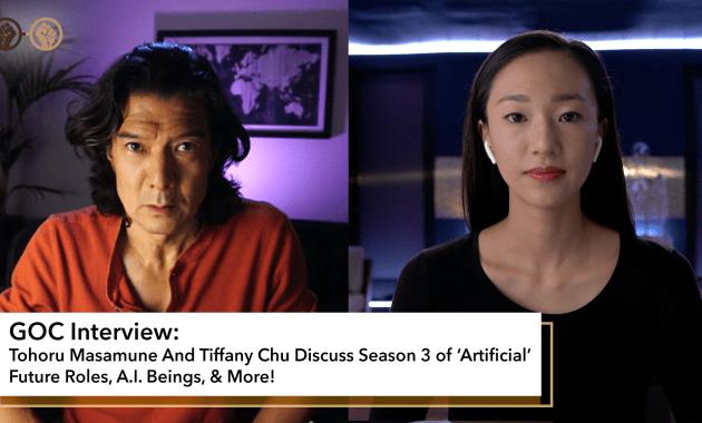 Tohoru Masamune and Tiffany Chu - Interview