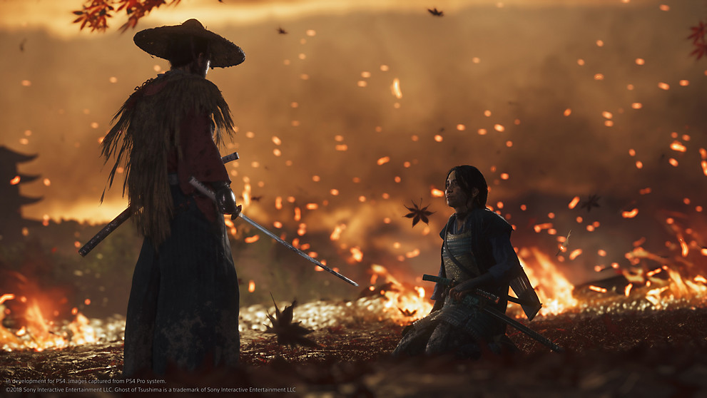 Ghost of Tsushima - Still