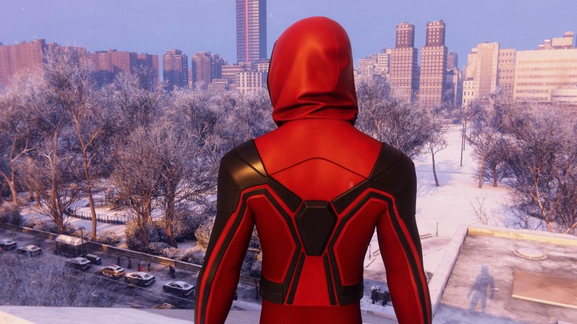 Marvel's Spider-Man: Miles Morales - Crimson Cowl