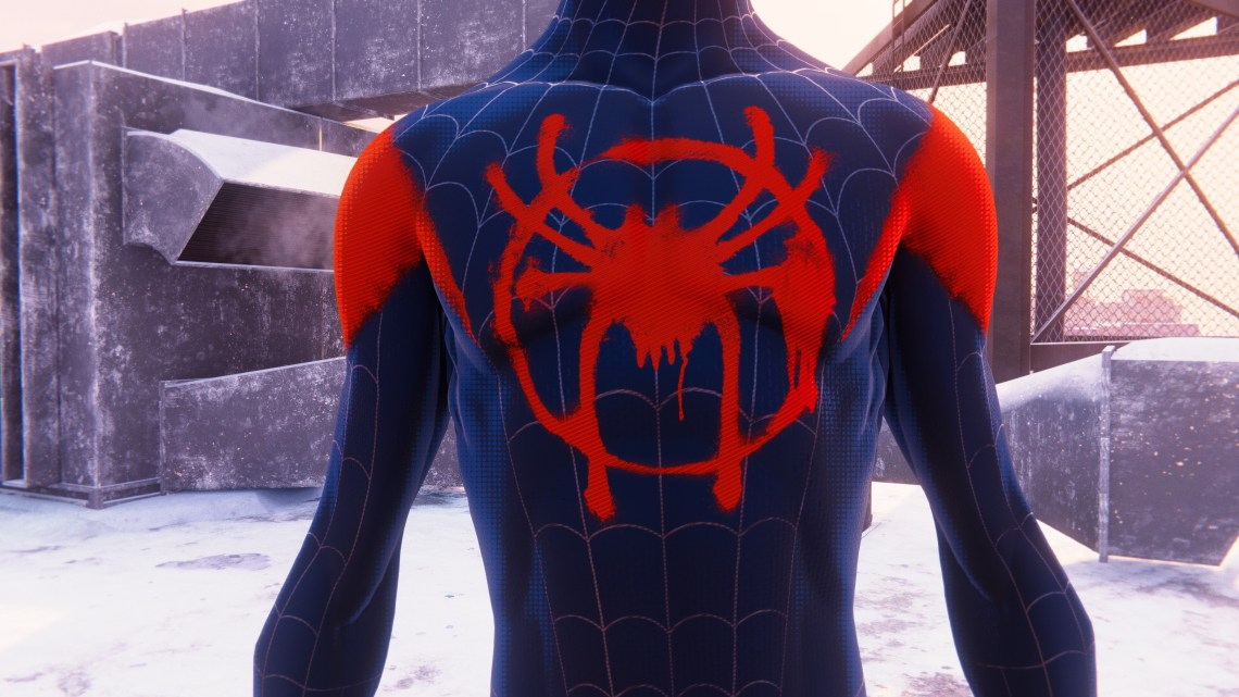 Marvel's Spider-Man: Miles Morales - Into the Spider-Verse Suit