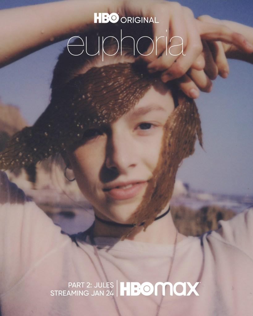 Hunter Schaefer - Euphoria