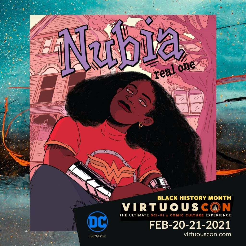 Nubia: Real One - Virtuous Con