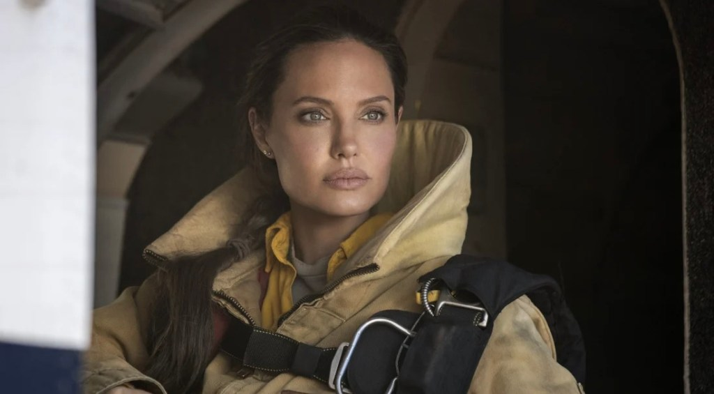 Angelina Jolie as Hannah in Those Who Wish me Dead