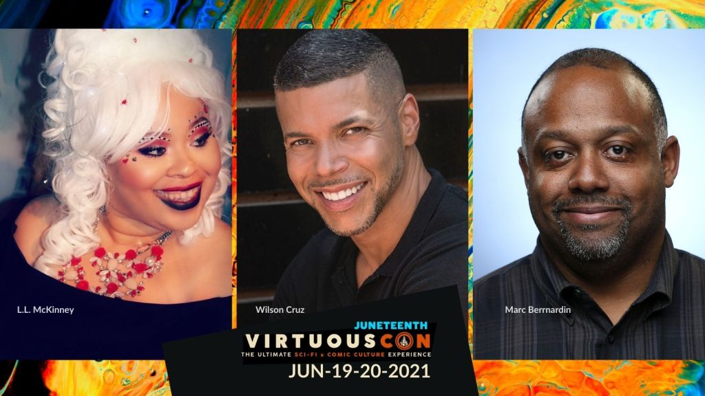 Virtuous Con: Juneteenth - Guests