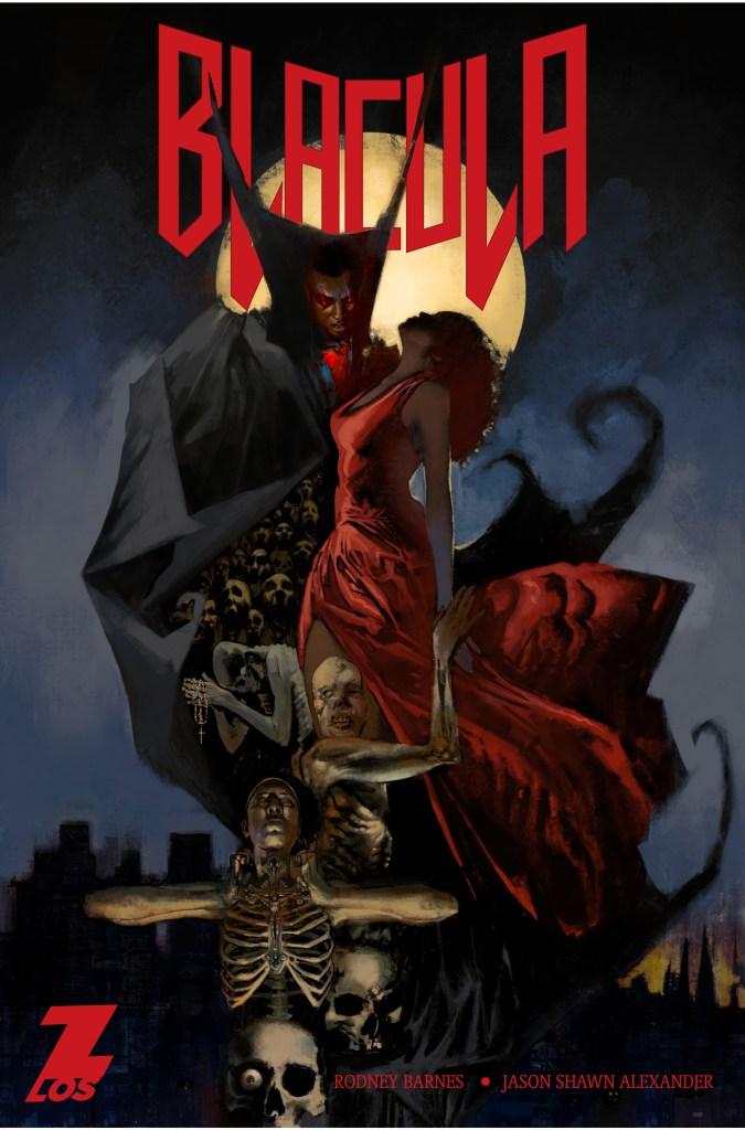 Blacula - graphic novel
