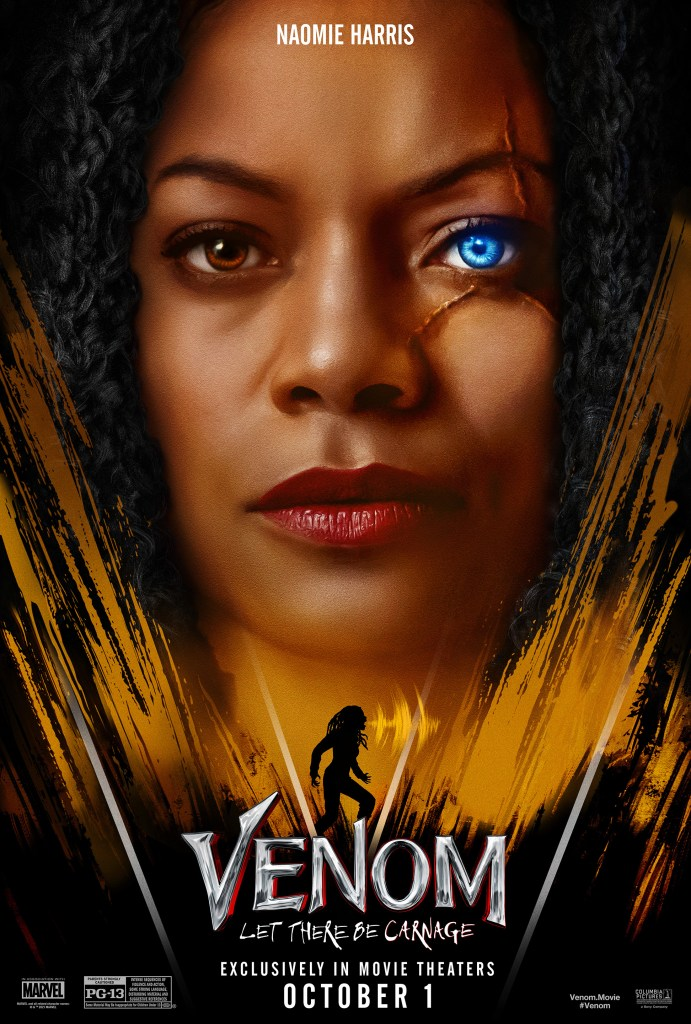 Naomie Harris as Shriek - Character Poster