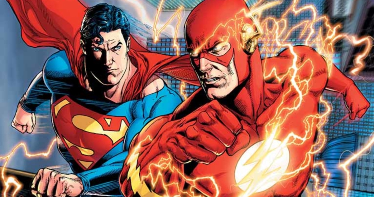The Flash Or Superman? Comics Writer Has Confirmed That [Spoiler] Is The Fastest