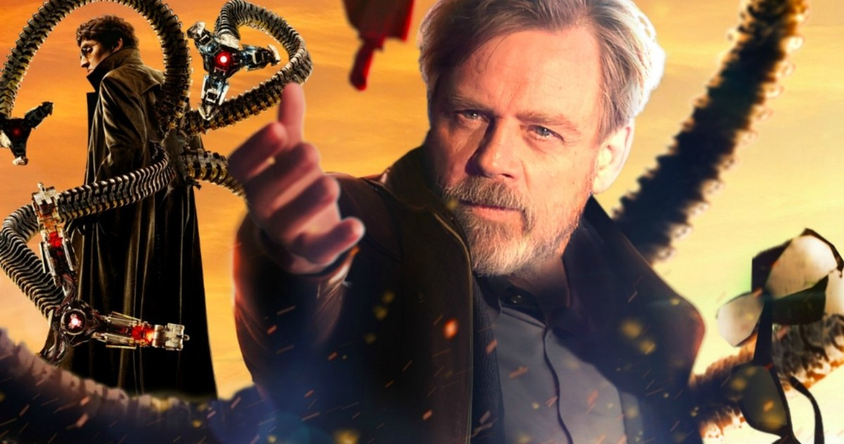 Marvel Cinematic Universe: Mark Hamill Open To Playing Doctor Octopus