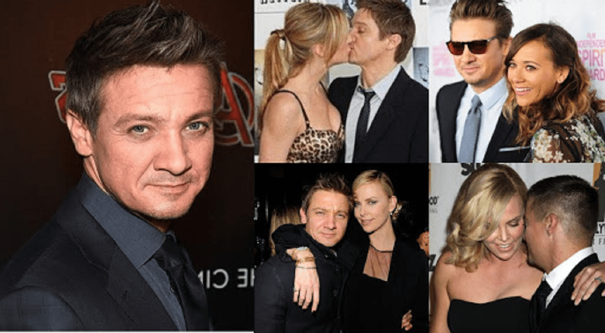 Here's The List Of Women That Jeremy Renner Has Dated