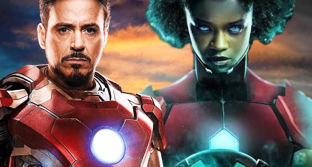 Robert Downey Jr Replacement Could Be A Black Iron-Heart Actress In Avengers 4