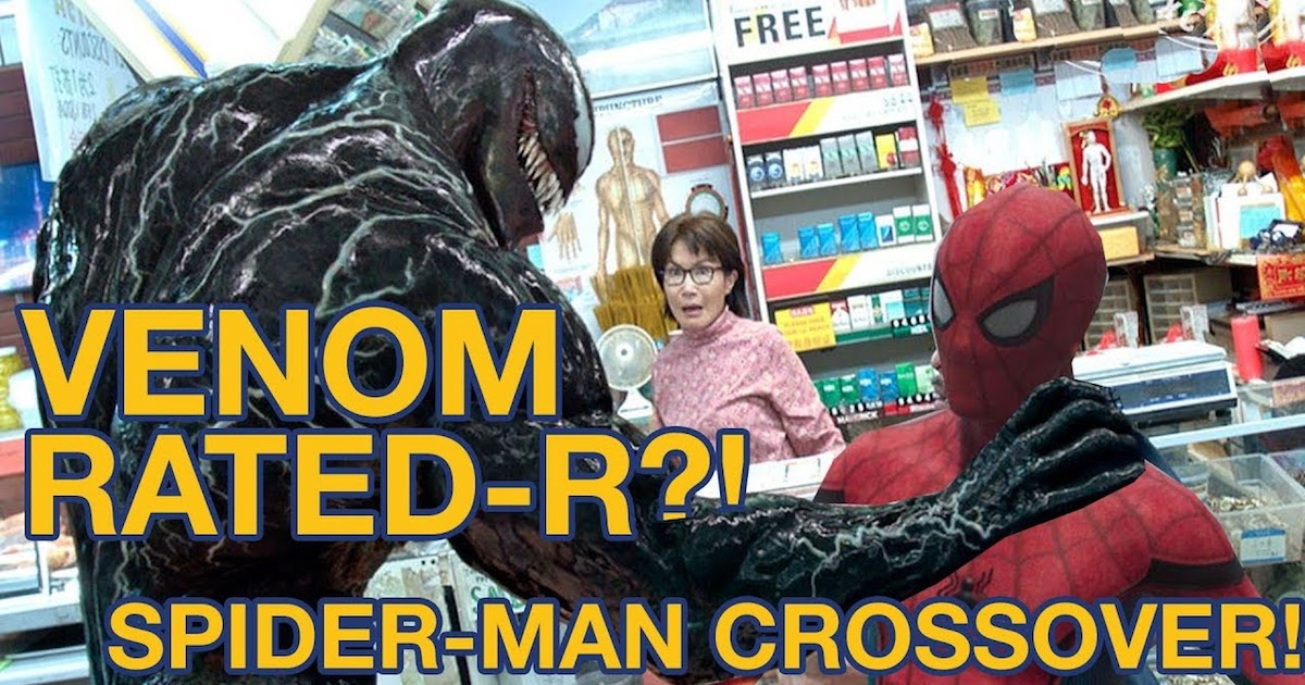 Major Hint That Venom And Marvel's Spiderman Could Be In Same Universe