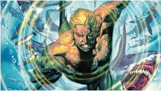 Aquaman, King of Atlantis Makes a Splash in D&D 5th Edition