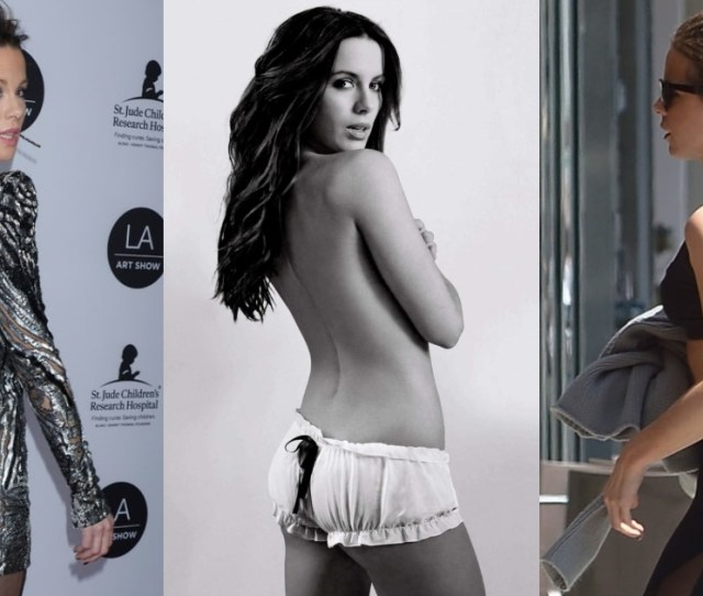 Sexy Kate Beckinsale Booty Pictures Demonstrate That She Is As