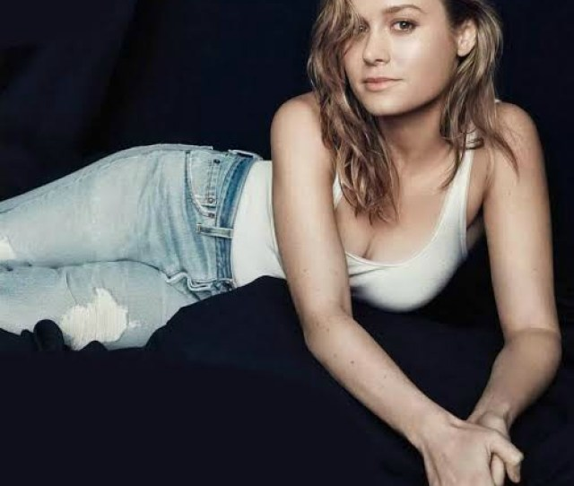 Hot Gif Of Brie Larson Are Excessively Damn Engaging Geeks On