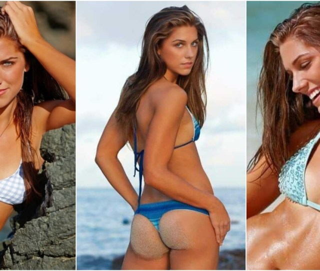 Alex Morgan Sexy Pictures Will Expedite An Enormous Smile On