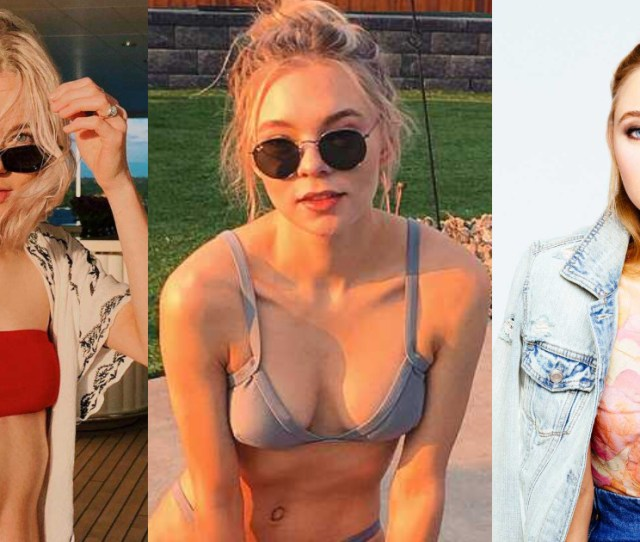 Taylor Hickson Sexy Pictures Which Will Leave You To Awe In