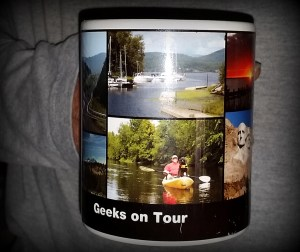 Photo Mug created with Picasa's help