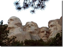 George, Tom, Teddy, and Abe
