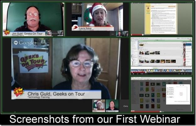 GeeksonTour Photos