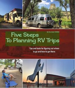 RV-Planning: Honey, tell me where to go