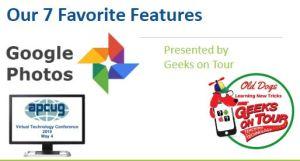 Google Photos: 7 Favorite Features