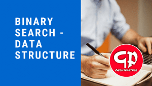 binary search data structure