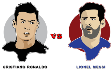 featured image for ronaldo and messi