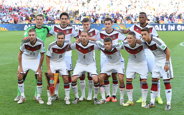Germany 2014 FIFA World Cup Squad
