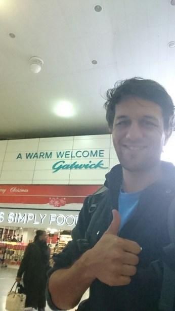...Hello England!