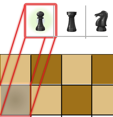 HTML 5 Canvas - Chess board (4/5)