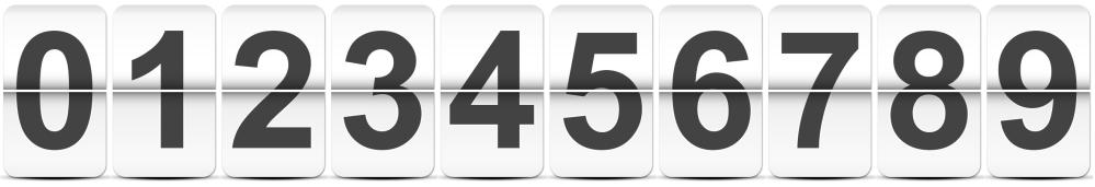 HTML 5 Canvas: An animated Digital Clock (2/2)