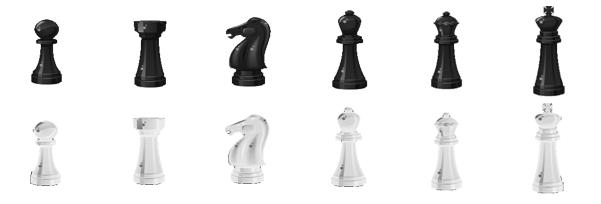 HTML 5 Canvas - Chess board (3/5)