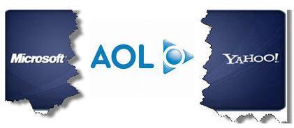 Aol Yahoo Microsoft
