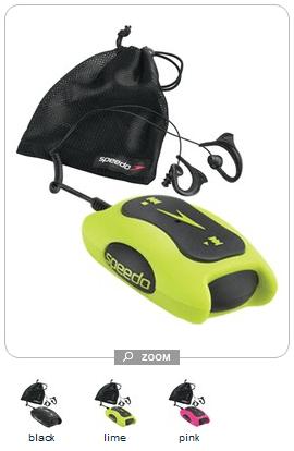 Speedo Aquabeat MP3 Player