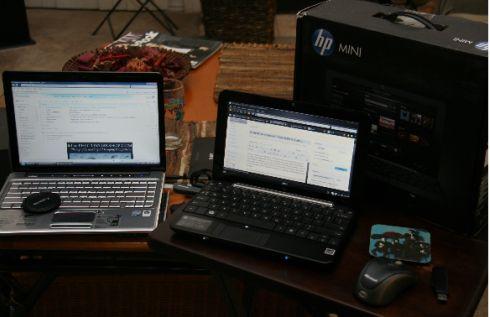 HP Mini 1000 MIE