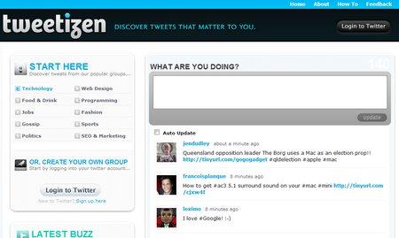 Tweetizen