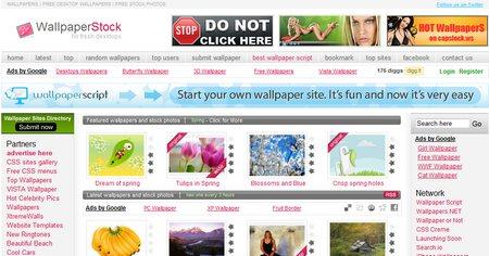 WallpaperStock