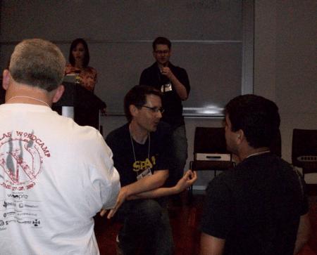 WordCamp Dallas 2009 - SpamBoy