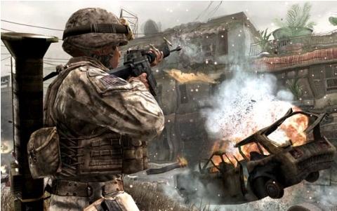 Activision Modern Warfare 2