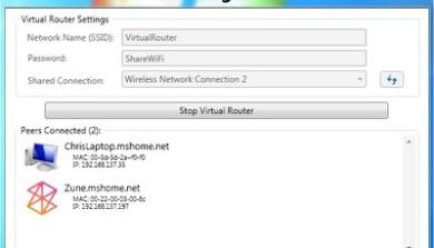 WiFi HotSpot Creator, convierte tu laptop en punto de acceso
