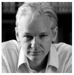 Assange anunció que pronto se alejaría de la embajada de Ecuador