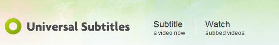 Universal Subtítles