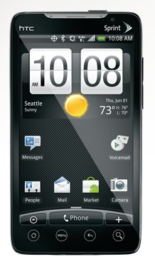 CES 2011: HTC presentó móviles 4G con Android 4